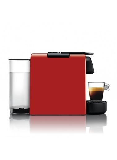 Nespresso Essenza Mini D 35 Red Bundle Kırmızı